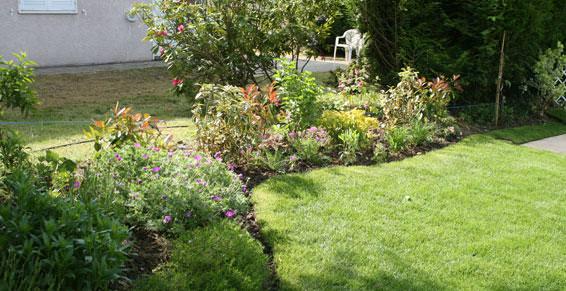 Entreprise paysagiste montigny le bretonneux jardin for Entreprise jardin 78